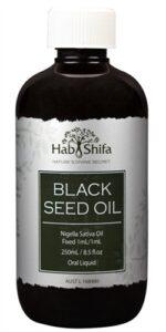 Black Seed Oil (Black Cumin Oil)  Hab Shifa 250ml